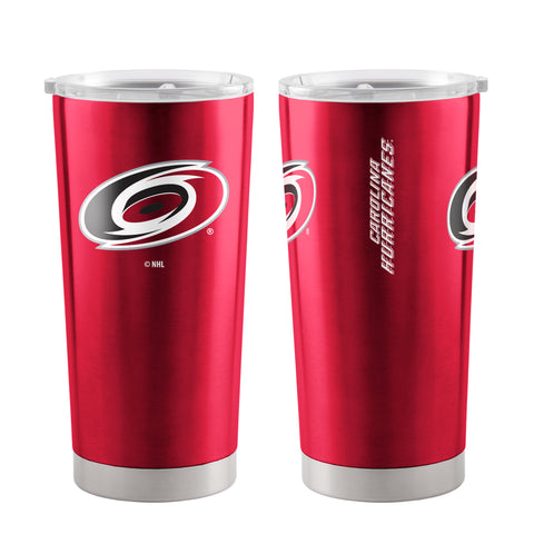 Carolina Hurricanes Travel Tumbler 20oz Ultra Red