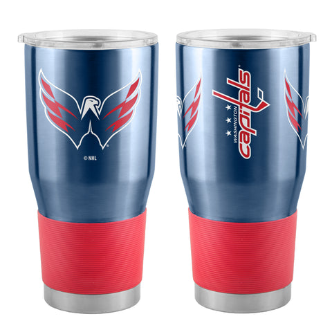 Washington Capitals Travel Tumbler 30oz Ultra Navy