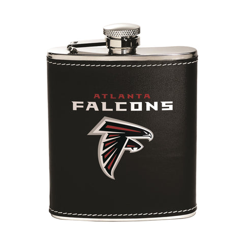 Atlanta Falcons Flask - Stainless Steel