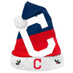 Cleveland Indians Santa Hat Basic Design 2018