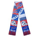 Buffalo Bills Scarf Printed Bar Design