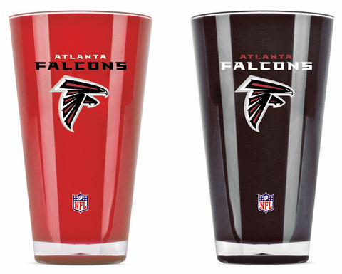 Atlanta Falcons Tumblers - Set of 2 (20 oz)