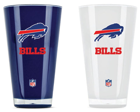 Buffalo Bills Tumblers - Set of 2 (20 oz)