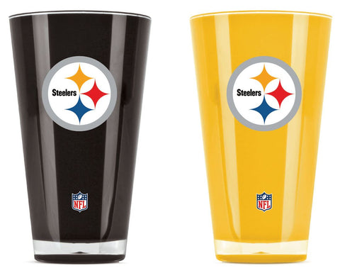 Pittsburgh Steelers Tumblers - Set of 2 (20 oz)