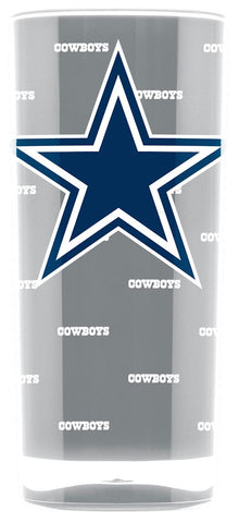 Dallas Cowboys Tumbler - Square Insulated (16oz)