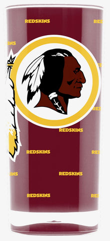 Washington Redskins Tumbler - Square Insulated (16oz)