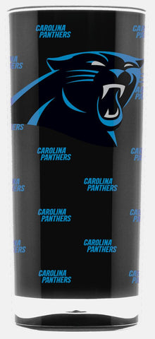 Carolina Panthers Tumbler - Square Insulated (16oz)