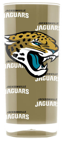 Jacksonville Jaguars Tumbler - Square Insulated (16oz)