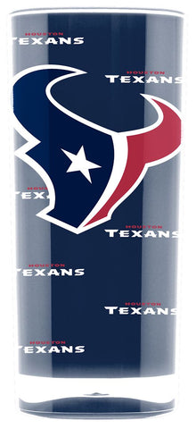 Houston Texans Tumbler - Square Insulated (16oz)