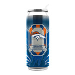 Denver Broncos Stainless Steel Thermo Can - 16.9 ounces