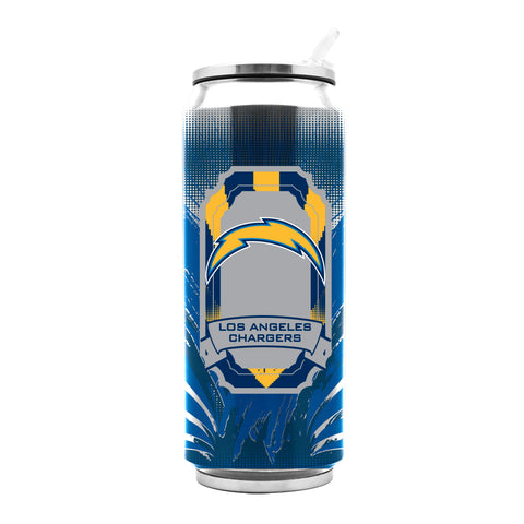 Los Angeles Chargers Thermo Can Stainless Steel 16.9 oz