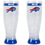 Buffalo Bills Pilsner Crystal Freezer Style
