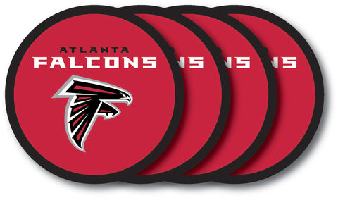 Atlanta Falcons Coaster 4 Pack Set