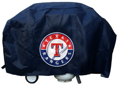 Texas Rangers Grill Cover Economy