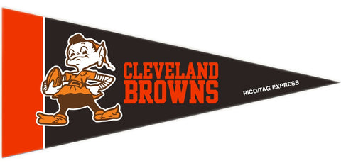 Cleveland Browns Pennant Set Mini 8 Piece