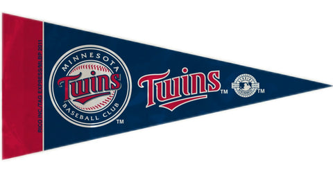 Minnesota Twins Pennant Set Mini 8 Piece