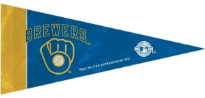 Milwaukee Brewers Pennant Set Mini 8 Piece