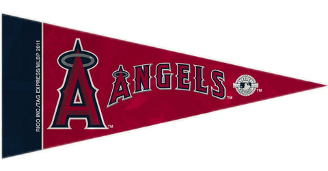 Los Angeles Angels Pennant Set Mini 8 Piece