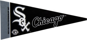Chicago White Sox Pennant Set Mini 8 Piece