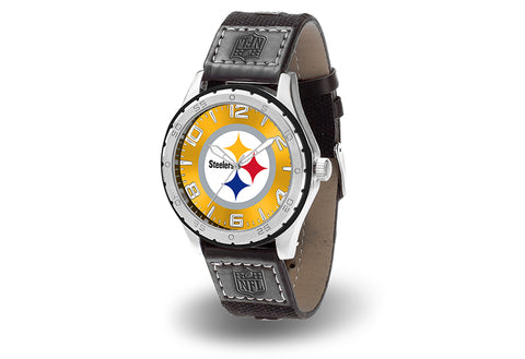 Pittsburgh Steelers Watch Men's Gambit Style