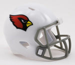 Arizona Cardinals Helmet Riddell Pocket Pro Speed Style