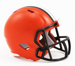 Cleveland Browns Helmet Riddell Pocket Pro Speed Style