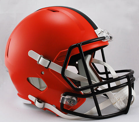 Cleveland Browns Deluxe Replica Speed Helmet