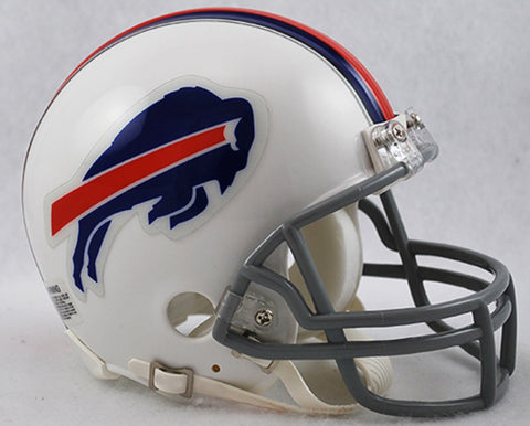 Buffalo Bills Replica Mini Helmet w/ Z2B Face Mask - 2011