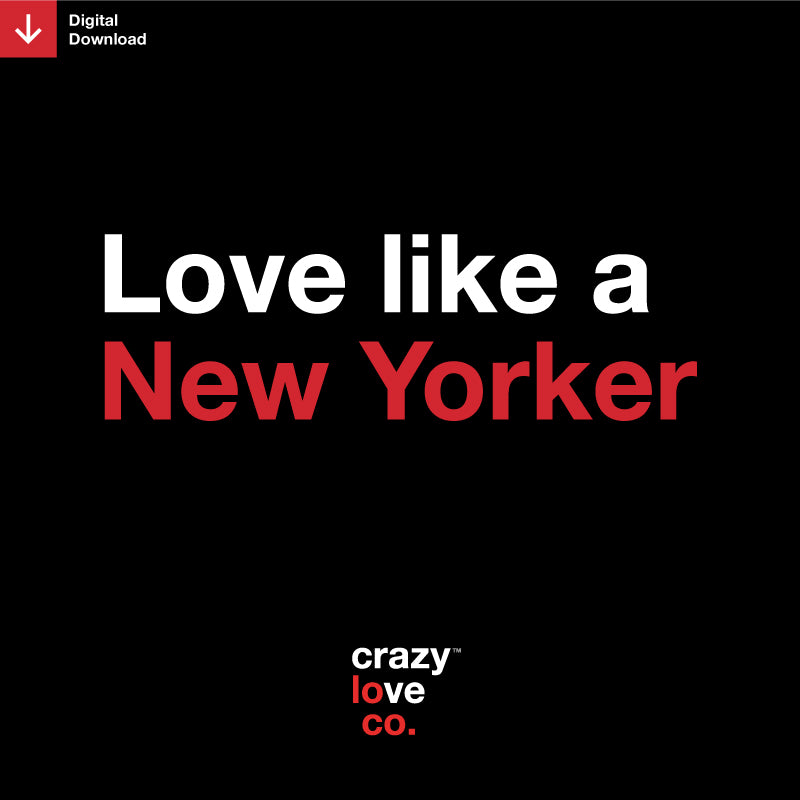 Love Like a New Yorker Shareable Image