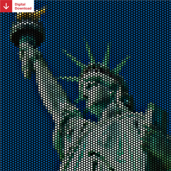Statue of Liberty Shareable Image