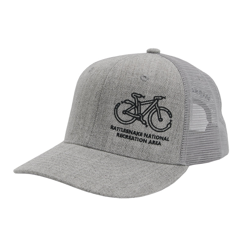 Rattlesnake National Recreation Area Trucker Hat