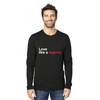 Love Like a Legend Long-Sleeve Eco Shirt