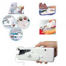 Load image into Gallery viewer, Portable And Handy Sewing Machine - #1 Solution for Sewing and Repairs