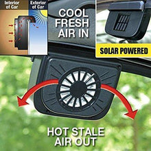 Load image into Gallery viewer, Solar Automatic Car Cooler
