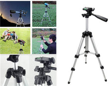 Load image into Gallery viewer, Tripod 3110 – Portable & Foldable Camera/Mobile Stand For Perfect Video and Photo Shooting
