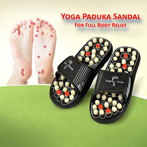 Acupressure Yoga Slippers -  Effective Massage Slippers