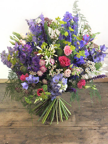 Country Garden - A beautiful bouquet packed with wild garden flowers