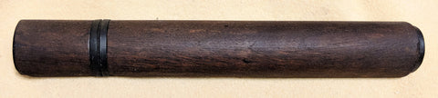 M1 Garand Rear Handguard, walnut, with grooved guard band