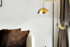 3 Brass Themed Lamps To Transform Your Home Decor