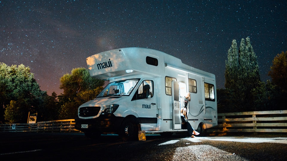 Safety Rules and Tips for Changing an RV Light Bulb