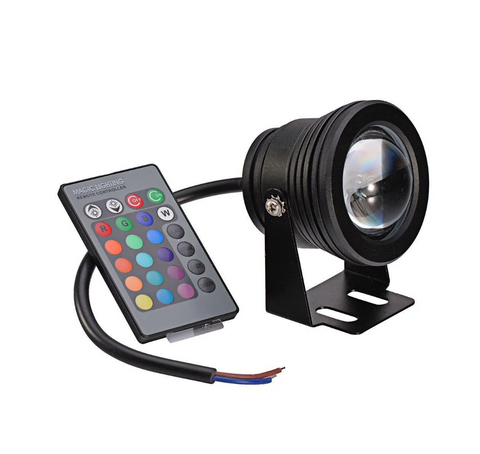 Color Changing LED Outdoor Spot Light