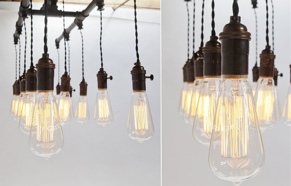 Antique Vintage Edison Light Bulbs Are Making A Nostalgic