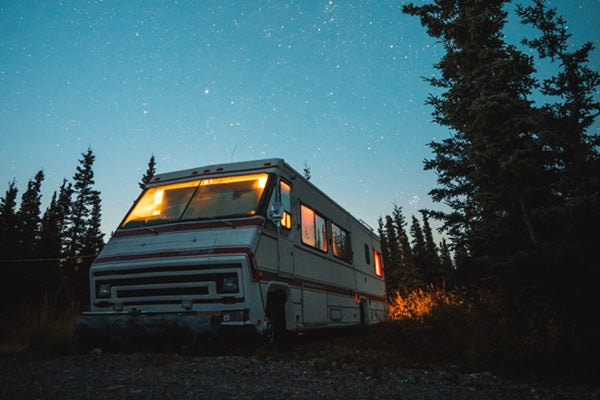 How to Change an RV Bulb Safely