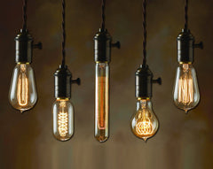 antique lighting ideas