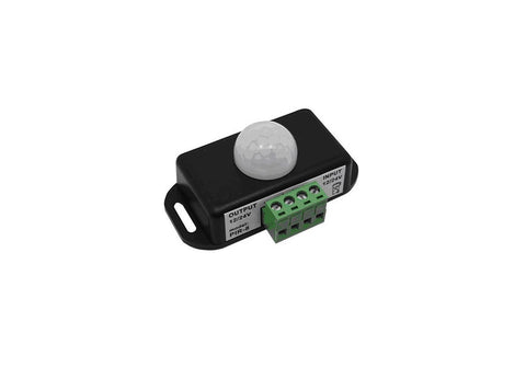 DC 12 Volt - 24 Volt 6A IR Motion Sensor ON OFF Movement Detector Latching Switch