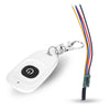 DC 3.7V 5V 12V 24V 1A Mini Wireless Remote Control Switch ON OFF Kit Momentary 433mHz