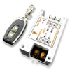 DC 12V Latching 30A Heavy Duty Boat Car Low Voltage Wireless Remote Control Kit