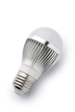 DC 24 Volt to 60 Volt 24V-60V LED Screw Medium Base Light Bulb 3 Watt 3W