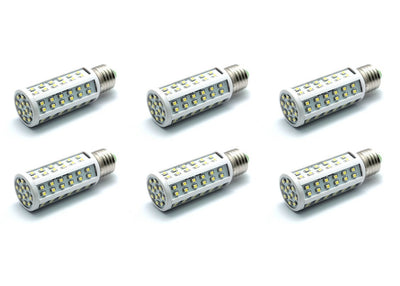84x 3528 DC 12V LED Light Bulb Caravan Motor Home Camping Lamp Lighting - 7W