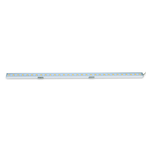 LED Rigid 6W Light Tube Aluminum Lamp Strip 12V-24V 30x 5050 LED Chip 500mm=19.7""